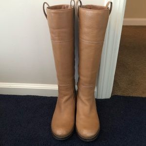 Lucky Brand Tall Leather Boot